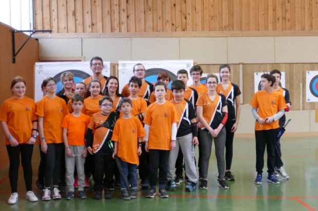 Balma Arc Club - Rencontre Jeunes Muret