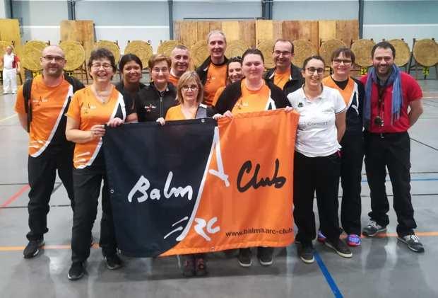 Balma Arc Club - Championnat régional salle - Auch - samedi