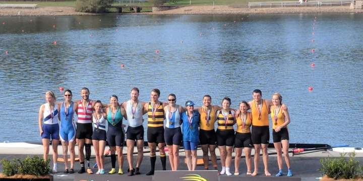 Nationals Wrap-Up – Success for our Rowers!