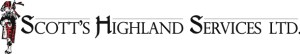 Scott's Highland Services Ltd., sponsor of the Balmoral Classic U.S. Junior Bagpiping and Drumming Championship.