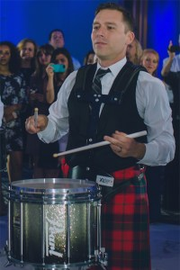 Colin Bell, Drummer and Balmoral School special program instructor.