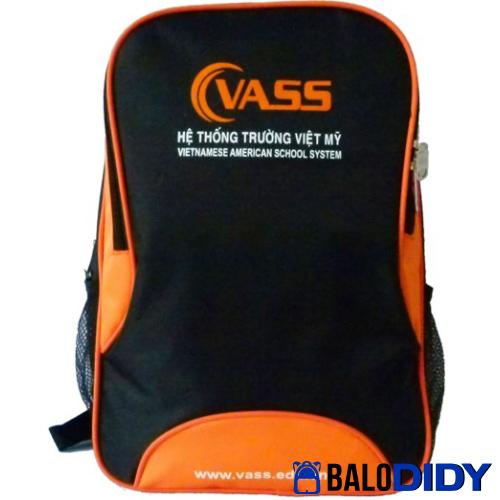 Balo Vass: mẫu balo hệ thống trường việt mỹ - Balo DiDy