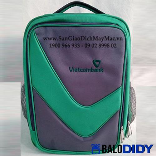 Balo quà tặng đẹp của Vietcombank