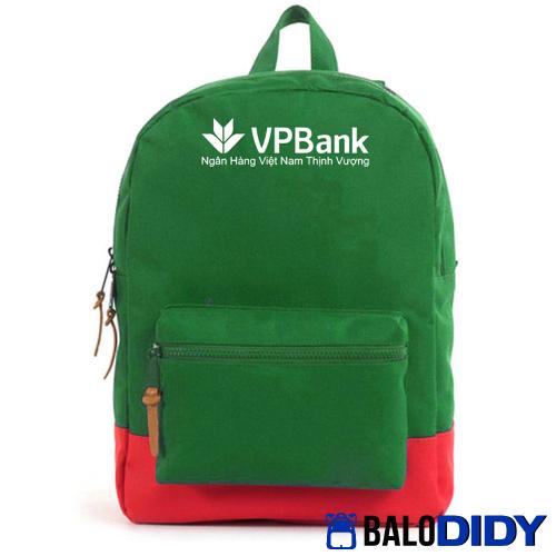 Mẫu balo quà tặng của các ngân hàng ở TPHCM