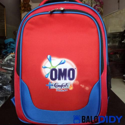 Balo quà tặng cho hãng OMO