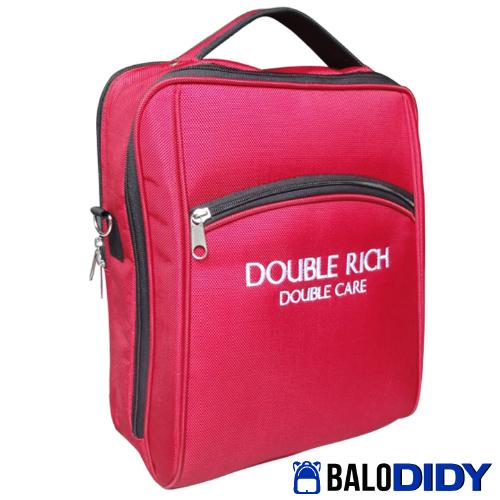 Balo laptop quà tặng của Douple Rich