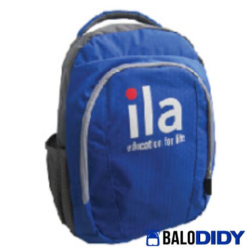 Balo trường dạy tiếng anh iLa tặng học sinh