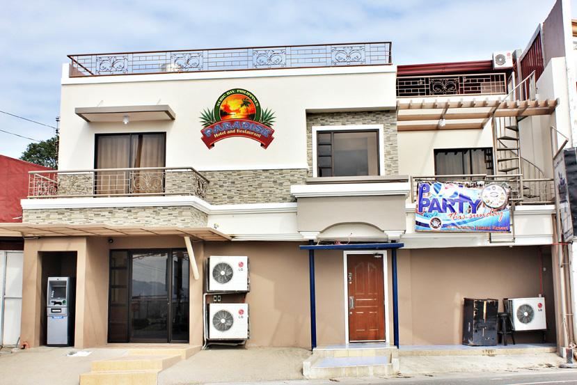 Paradise Hotel, Barrio Barretto
