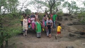 Seeds Plantation on Hanuman Tekadi - 4