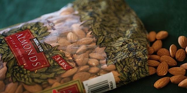 PPO Treated Almonds | Carolyn Devine