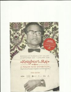 Knights of the Raj exhibition