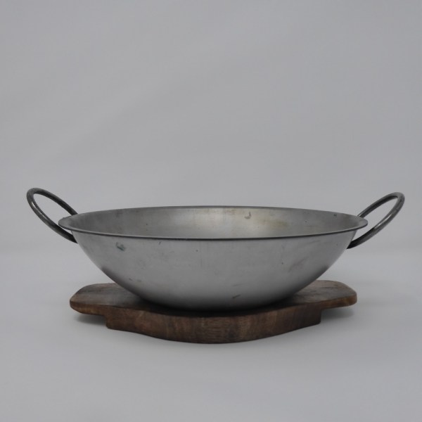 Balti bowl wooden stand