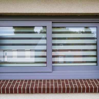 Fenêtres façade 2