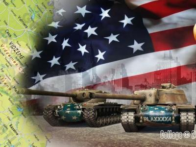 USA Tanks