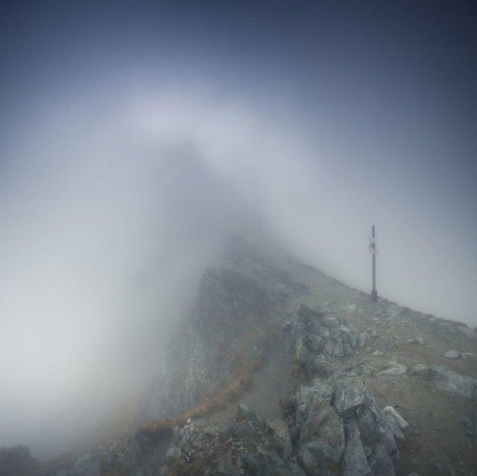 Mountain Pass Szpiglasowa
