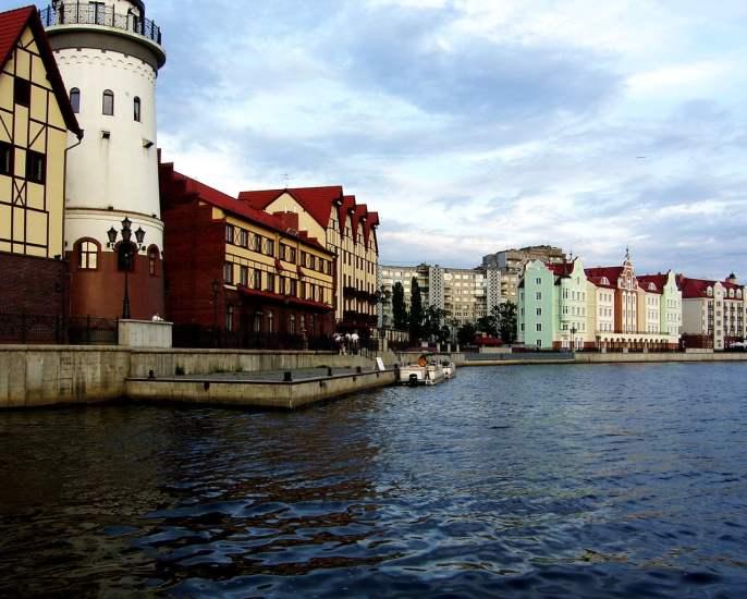 Kaliningrad Oblast Russia