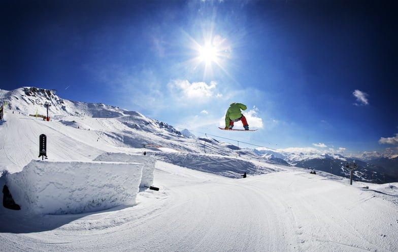 Les Arcs ski