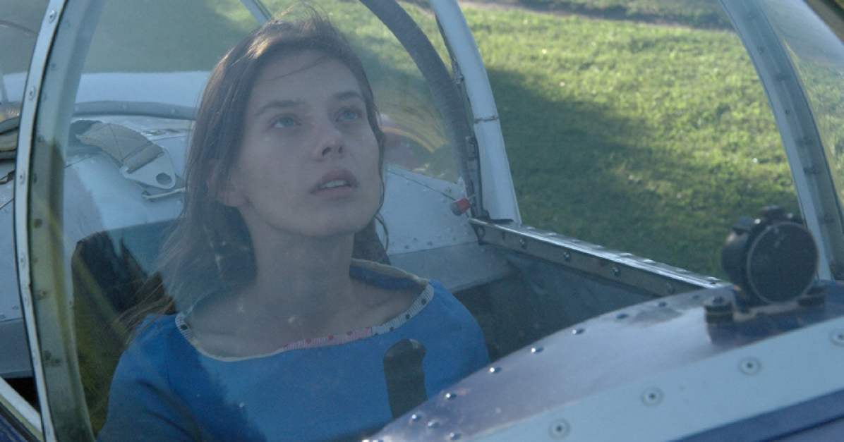 Still of Julija Steponaityte in Sangaile (2015). Photo© Courtesy of Sundance Institute