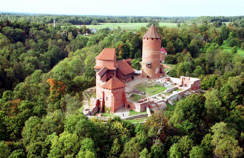 Turaidas castle