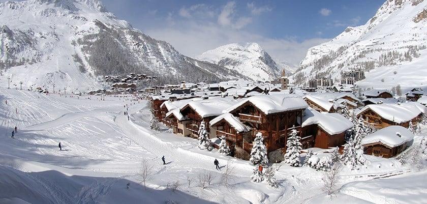 Val d'lsere skii resort