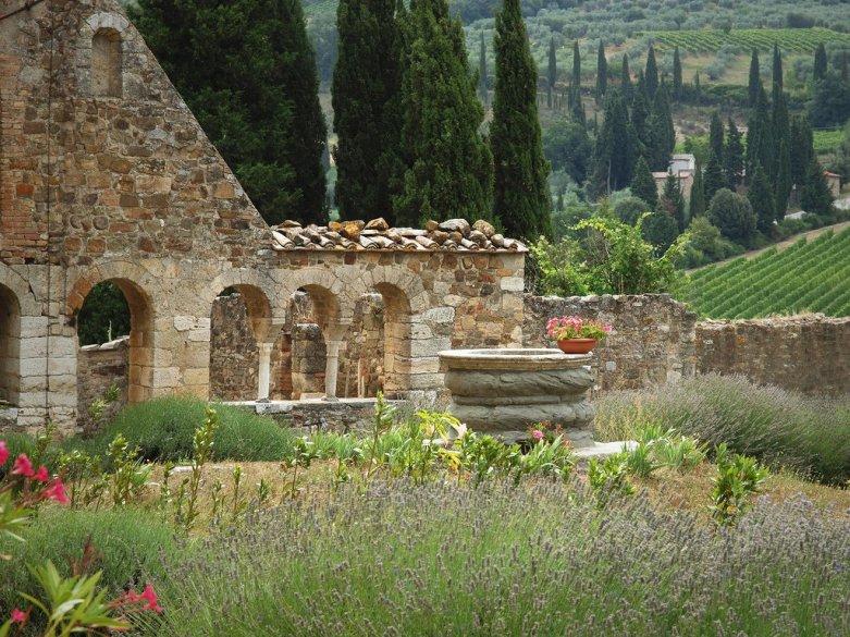 Montalcino Sant-Antimo