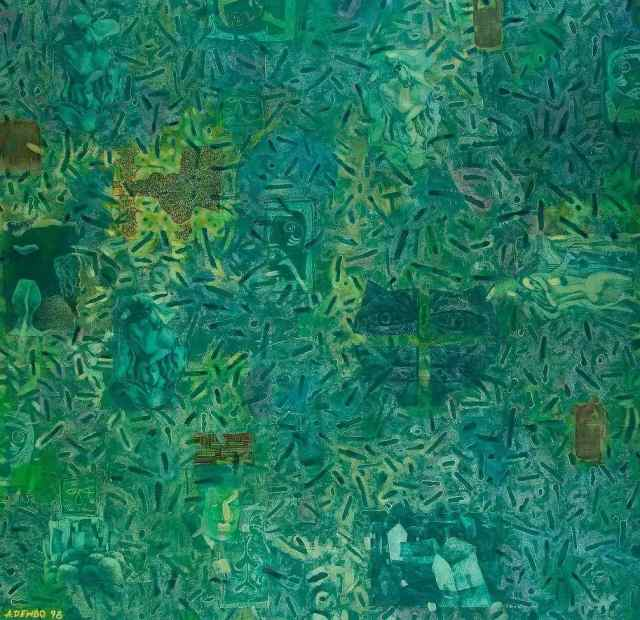 "Aleksandrs Dembo ""Old Green"""