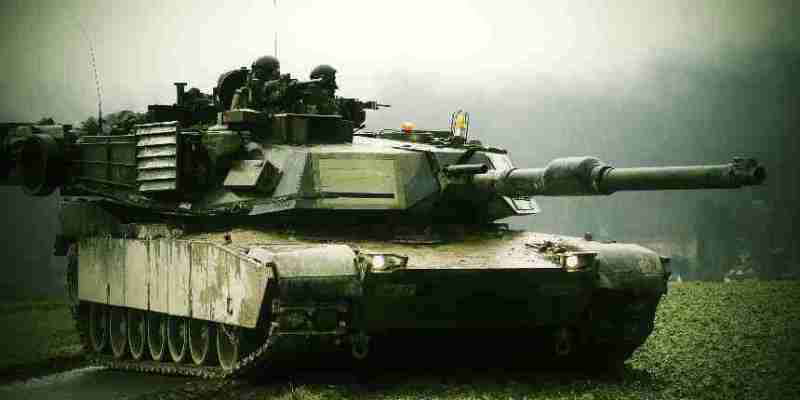 Even US Tanks Can't Separate Mushroom-Mad Poles From Prized Porcini