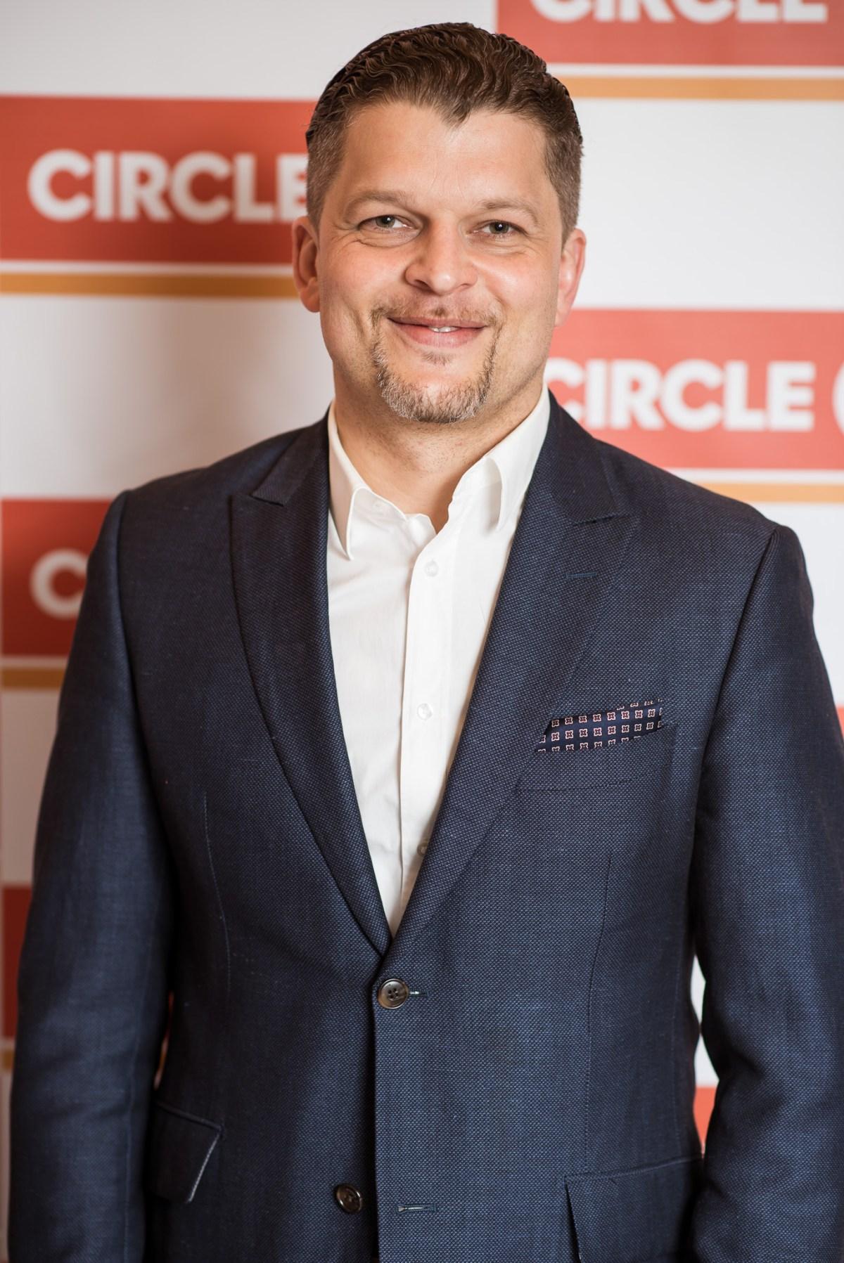 """Skirmantas Mačiukas, the CEO of """"Circle K Lithuania"""