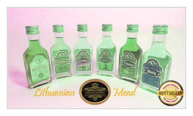 Lithuanian Mead