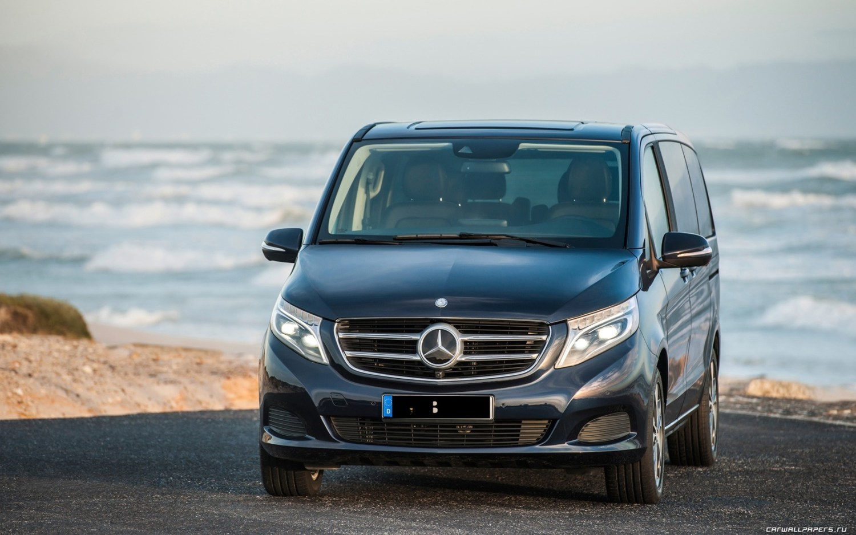 Mercedes-Benz-V class