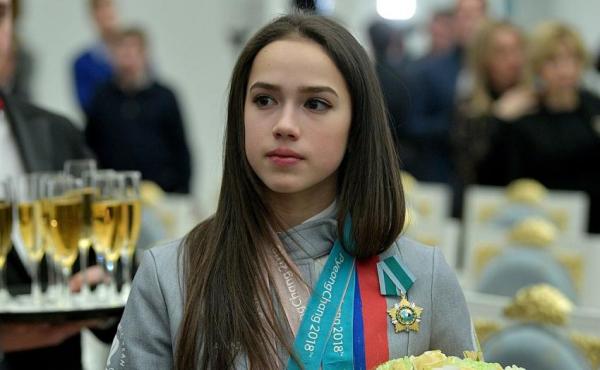 Алина Загитова рассказала о подготовке программы, с которой выиграла Олимпиаду