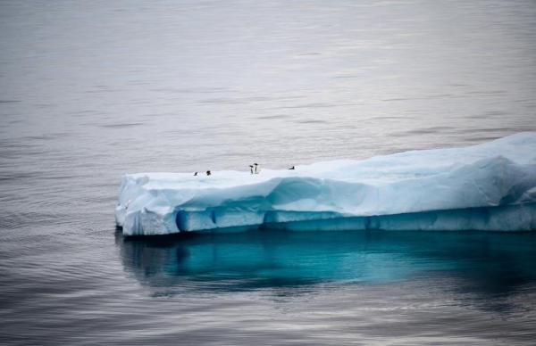 Ледокол Botnica берет курс на канадскую Арктику