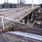 В Риге возобновится движение трамваев по Брасскому мосту
