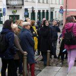 Гиды, потерявшие работу из-за пандемии, просят помощи у правительства Литвы