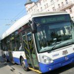 Из-за коронавируса введены новые правила в общественном транспорте Риги