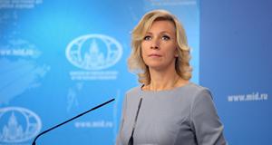 Мария Захарова: можно написать «Войну и мир» о том, что мы переживаем