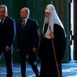 Владимир Путин: Память о Великой Отечественной войне абсолютно священна