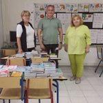 Ассоциации соотечественников на юге Португалии получили  методическую и художественную литературу