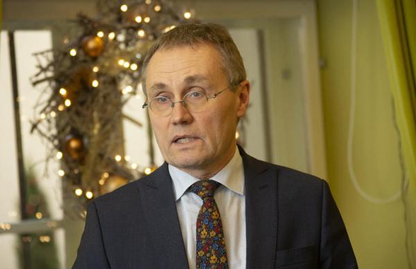 Тынис Лукас пригласил коллегу на финно-угорский конгресс