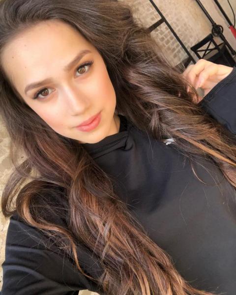 Алина Загитова сильно похудела во время карантина