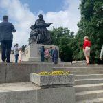 Соотечественники по всему миру проводят акции в память о жертвах фашизма