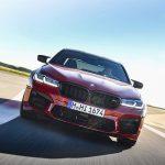 Баварцы представили в России обновленные BMW M5 и M5 Competition