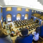 ЭР осуждает законопроект Госдумы о пакте Молотова-Риббентропа