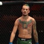 Боец UFC «вырубил» соперника одним ударом