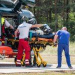 ФОТО и ВИДЕО: пострадавших в ДТП будет перевозить вертолет