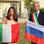 Аллея Памяти появилась в итальянской Деруте