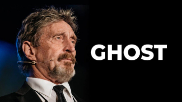 Джон Макафи запустил децентрализованную биржу Ghost