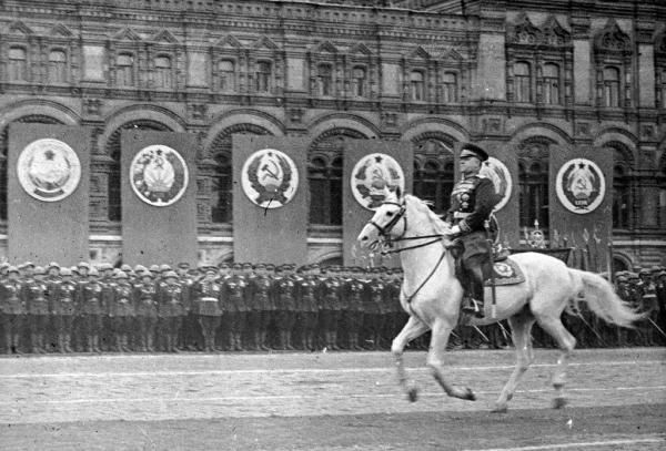 ФСБ опубликовала документы об историческом Параде Победы
