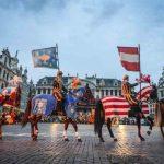Россия впервые станет почётным гостем исторического фестиваля в Бельгии