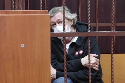 Ефремов захотел помочь семье погибшего Сергея Захарова